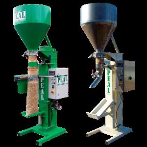 Småsäcksfyllare PEAL OM100 för alla fririnnande material
